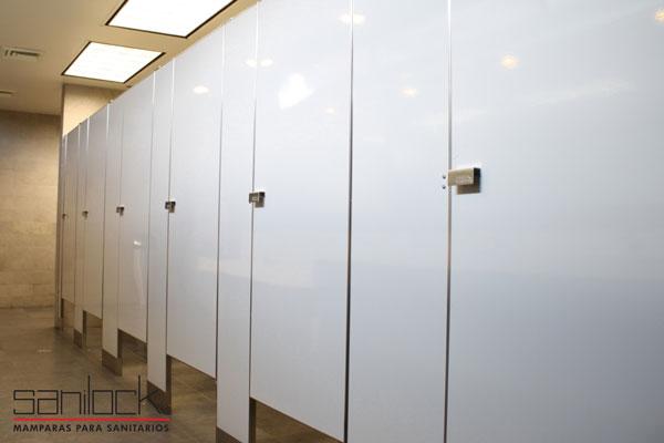 Mamparas Para Baño Publico:para Sanitarios Publicos, Mamparas para Banos Sanilock, Mamparas para