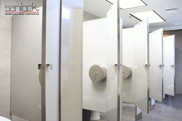 Mamparas Para Baño Sanilock:para Sanitarios Publicos, Mamparas para Banos Sanilock, Mamparas para