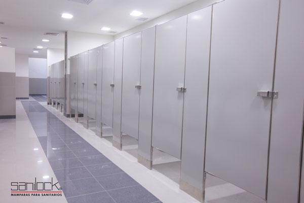 Pisos Para Baños Publicos:para Sanitarios Publicos, Mamparas para Banos Sanilock, Mamparas para