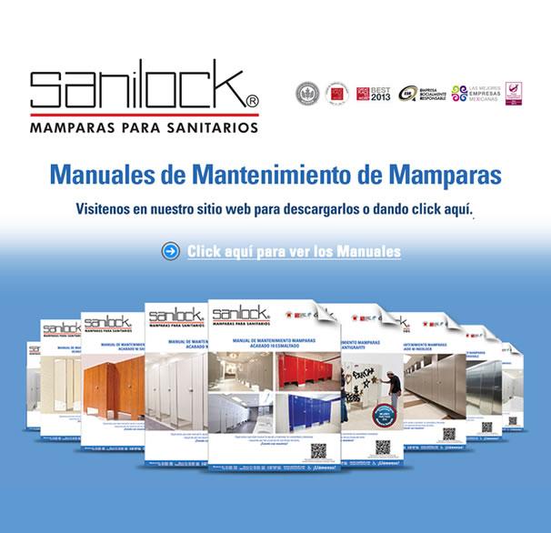 Mamparas Para Baño Sanilock:Herrajes de acero para baño, Herrajes de acero inoxidbale, Modulos de